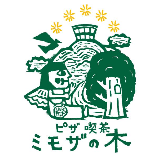 ミモザの木ロゴデザイン2
