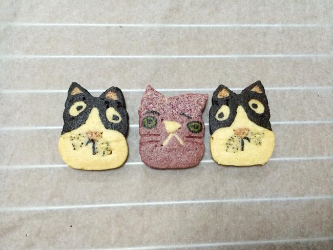北極猫クッキー